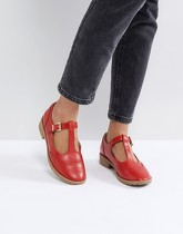 ASOS - MAXIME - Chaussures plates - Rouge