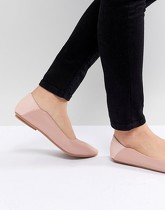 Lost Ink - Beau - Ballerines - Blush - Beige