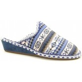 Chaussons Vanity 031 Mujer Azul