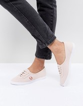 Fred Perry - Aubrey - Tennis colorées - Rose