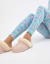 UGG - Scuffette - Chaussons - Rose - Rose