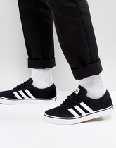 adidas Skateboarding - Adi-Ease BY4028 - Baskets - Noir - Noir