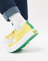 Converse - One Star Ox - Tennis - Jaune 160596C - Jaune