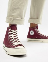 Converse - Chuck Taylor All Star '70 - Baskets montantes - Bordeaux 162051C - Rouge