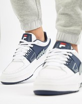 Fila - Tourissimo - Baskets basses - Blanc - Blanc
