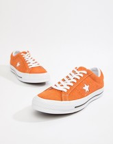 Converse - One Star Ox - Tennis - Orange - Orange