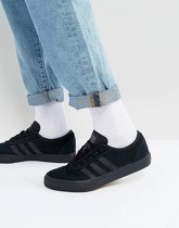 adidas Skateboarding - Adi-Ease BY4027 - Baskets - Noir - Noir