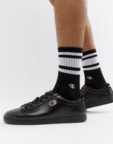 Champion - 919 - Baskets basses - Noir - Noir