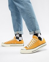 Converse - Chuck Taylor All Star '70 Ox - Baskets - Jaune 162063C - Jaune