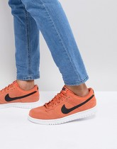 Nike - Dunk - Baskets basses - Orange 904234-800 - Orange