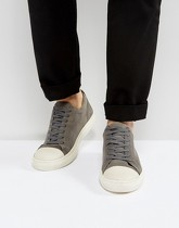 KG By Kurt Geiger - Baskets basses en daim - Gris - Gris