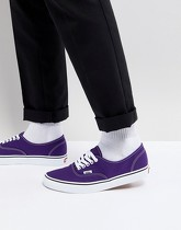 Vans Authentic - Tennis - Violet VA38EMQA1 - Violet