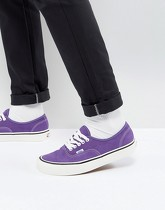 Vans Authentic - Anaheim 44 Dx - Tennis - Violet VA38ENQSW - Violet