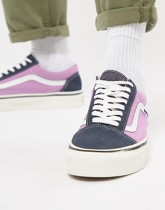 Vans - Old Skool 36 DX - Baskets - Violet VN38G2R1W - Violet