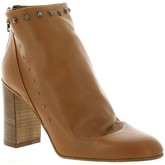 Bottines Giancarlo Boots cuir