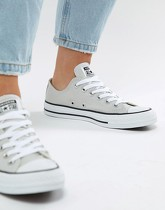 Converse - Chuck Taylor All Star - Baskets basses - Gris - Gris