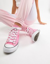 Converse - Chuck Taylor - Baskets montantes - Rose - Rose