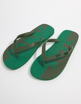Jack & Jones - Tongs - Vert