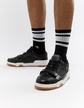 Champion - 3 On 3 - Baskets basses - Noir - Noir