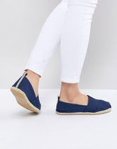 New Look - Espadrilles sans lacets - Navy