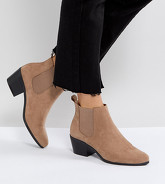 ASOS - REVIVE - Bottines chelsea - Beige