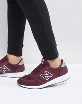 New Balance - 420 - Baskets - Bordeaux MRL420CG - Violet