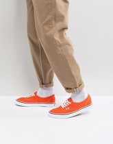 Vans Authentic - Tennis - Orange VA38EM2W1 - Orange