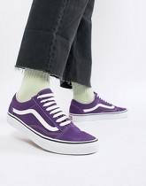 Vans - Old Skool - Baskets - Violet VN0A38G1QA11 - Violet