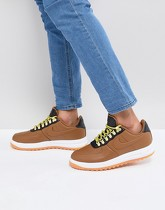 Nike - Lunar Force 1 Duck - Baskets basses - Beige AA1125-200 - Beige