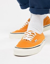 Vans Authentic - 44 DX Anaheim - Tennis - Jaune VA38ENQA7 - Jaune