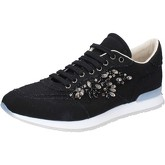 Chaussures Twin Set TWIN-SET sneakers noir textile AB889